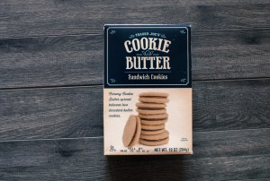 Trader Joe's Speculoos Cookie Butter Cookies!