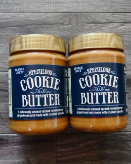 Trader Joe's Speculoos Cookie Butter 2-Pack