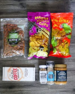 Best Of Trader Joe's Sweet And Savory Gift Pack