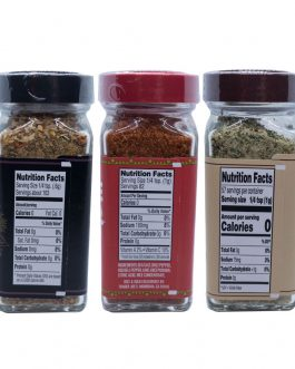 Trader Joe's Best Spices – 21 Salute Seasoning, Onion Salt, Umami Seasoning, Chili Lime, Everything But The Bagel